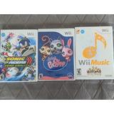 Juegos De Wii Usados 25mil Cada Uno