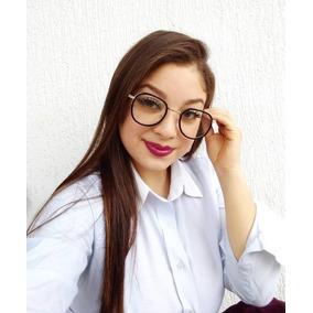 b5a4b3e07f3d6 Armação P óculos De Grau Última Moda Design Fashion - Óculos no ...