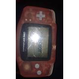 Game Boy Avance 100% Funcional Con Detalle Y Un Juego