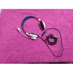 Audífonos Sony Originales Con Micrófono Para Computadora