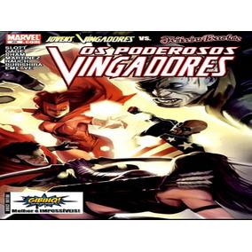 Coleção Revistas Digitais: Vingadores Vol. 3 (212 Revistas)