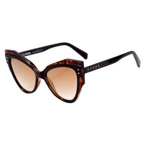 Evoke Amplifier Black Shine - Óculos no Mercado Livre Brasil ec6f4fe6d3