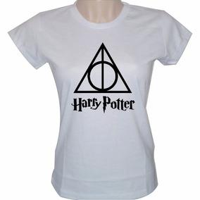 58eb63f08ee5b Harry Potter Feminino Tamanho P - Camisetas e Blusas para Feminino ...