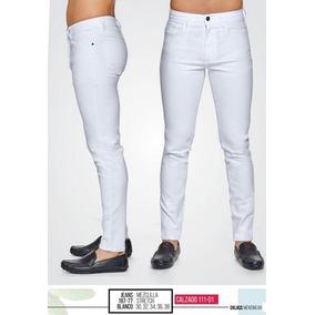 Jeans Para Caballero Color Blanco 197-77 Cklass 1-19 f43361e35d14