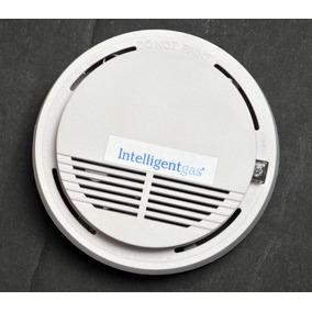 Detector De Humo Autónomo Inalámbrico A Batería 9v C/buzzer