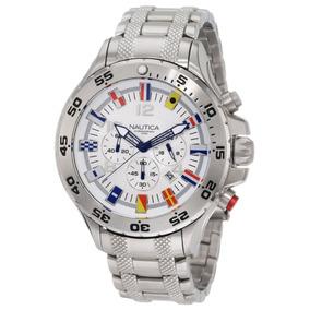 Relógio Nautica Chronograph N20503g