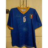 Camisola De La Selección De Italia