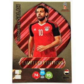 Cards Copa 2018 Adrenalyn Limited Edition Salah Egito