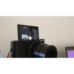 Câmera Sony Rx100 Mark V 5 Com 5 Baterias E Carregador