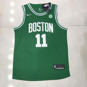 c1a18d57bb Camisa Regata Celtics Basquete 2018 - Verde E Preta