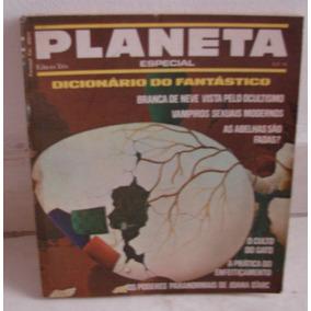 Especial Planeta - Dicionário Do Fantástico - 127 Páginas