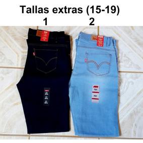 fb705f3422 Pantalon Levis Y Guess Tallas Extras 15-19