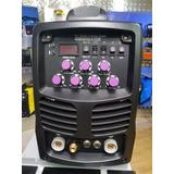 Maquina De Soldar Tig Ac Dc 250 Amp Aluminio