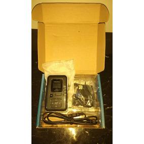 Gravador Digital De Audio Medeli Dr2+ Sd De 4gb