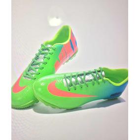 Chuteira Nike Mercurial Victory Iv Campo - Chuteiras no Mercado ... 2f1566cf635de