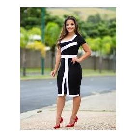 Vestido Moda Evangelica Elegante Cod#xxl