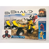 Unsc Flame Warthog Halo Mega Blocks Warthog De Fuego