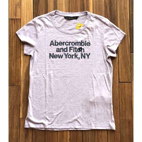 Camiseta Feminina Gap Colon · Camiseta Feminina Abercrombie   Fitch Feint  Grp 4290344ad30