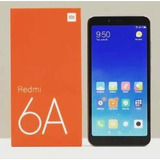 Celular Xiaomi Redmi 6a 32gb 2gb 4g 2chip Lacrado+pelicula