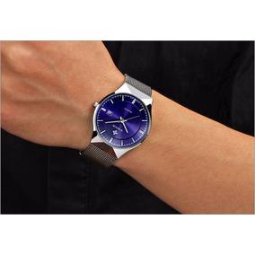 Relógio Masculino De Aço Inoxídavel