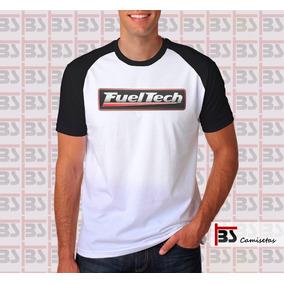 e25129e355 Fuel Tech Camiseta - Camisetas Manga Curta Masculino no Mercado ...