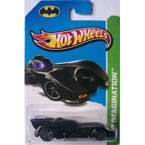 Batman Batmobile 1989 Hw Imagination 2013 61/250 1:64