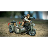 Oferta De Mega Bloks Call Of Duty Sidecar Pursuit Moto *