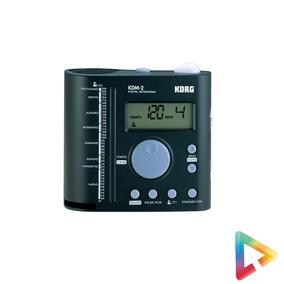 Metronomo Digital Korg Kdm-2 Com Amplificação - Hl Infomusic