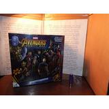 Rompecabezas Avengers 1000 Pieza Infinity War Thanos Novelty