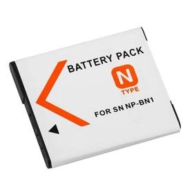 Bateria Pila Np-bn1 Bn1 Camaras Sony Cybershot