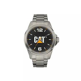 Reloj Caterpillar Caballero Modelo Icon Metal Silver 1327533
