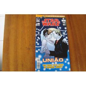 Gibi Ediouro / Star Wars 6 / Uniao Final Feliz / Casal Jedi