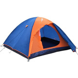 Barraca Nautika Camping 3 Pessoas Falcon 3 Pessoas 1000mm