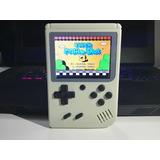 Retro Fc Consola Portable Gameboy Con 168 Juegos