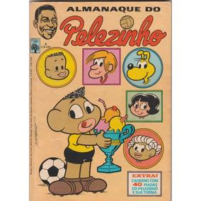 Almanaque Do Pelezinho Nº 03 - Editora Abril