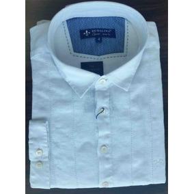 Camisa Dudalina Masculina Branca - Camisa Manga Longa Masculino no ... 07e14596e7