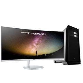 Computador Easypc Intel I7 16gb 3tb Monitor Samsung 31.5