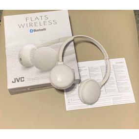 Headphone Jvc Flats Wireless Ha-s20bt-h