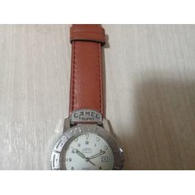 9514887c659 Relogio Camel Trophy Usado - Relógios De Pulso