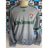 eb31db2a79 Camisa Goleiro Fluminense Verde Adidas - Futebol no Mercado Livre Brasil