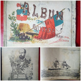 Album Guerra Del Pacifico , 1883