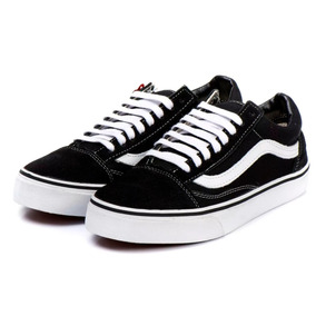 50%off Tênis Vans Old Skool Unissex Na Caixa