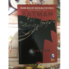 Hq Clássica: Batman - Ano Um (frete R$10)