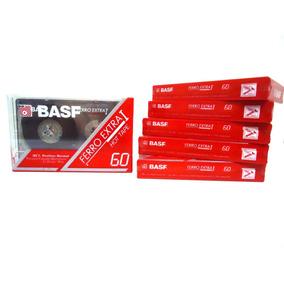 Fita Cassete - K7 - Basf 60 Ferro Extra I Hot Tape-lacrado!
