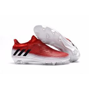 online retailer 3ac2a 1b8bc adidas Messi 16+ Pureagility Fg ag Tachones