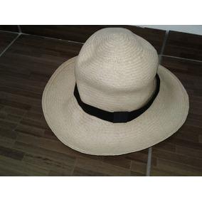 15739d18a609c Chapéu Panamá Original Tamanho 58 Unissex Montecristi Import