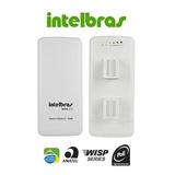 Cpe Wog 212 Intelbras 12dbi 2.4ghz Station 2 Wifi