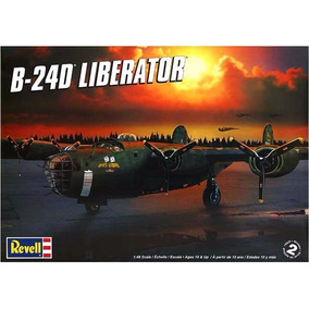 Revell - Consolidated B-24d Liberator 1/48