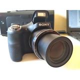 Camera Semi Profissional Sony Usada Barata Ótimo Estado