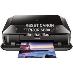 Service Tool V4905 Canon Impresoras - Impresoras en Impresoras y